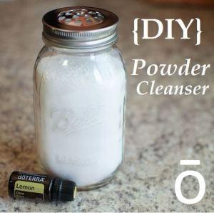 Powder-Cleanser