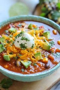 Quinoa-Chili