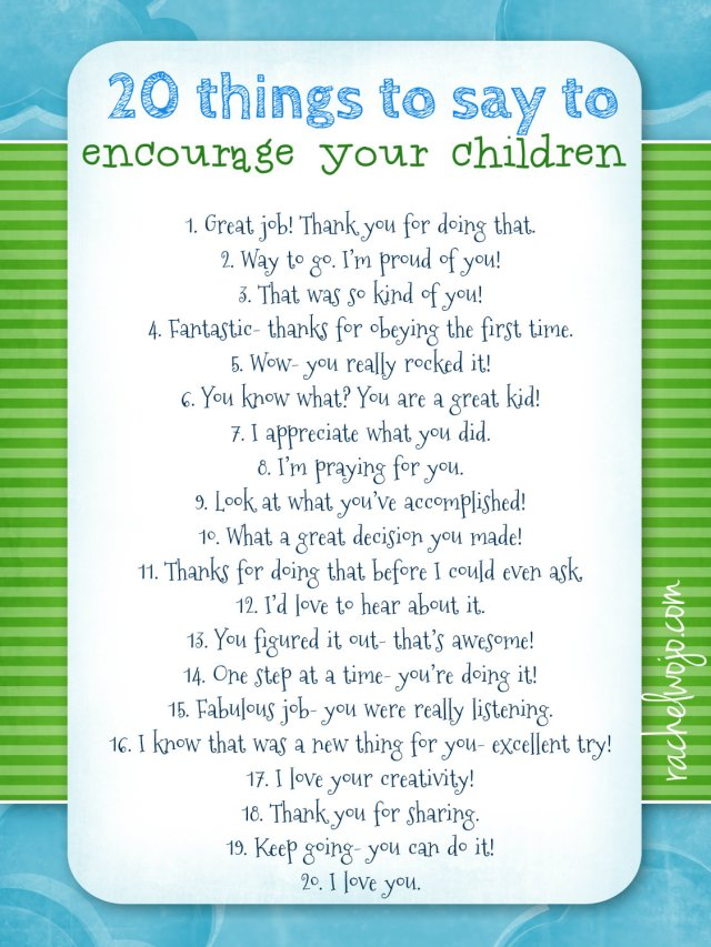 encourage-your-children-printable