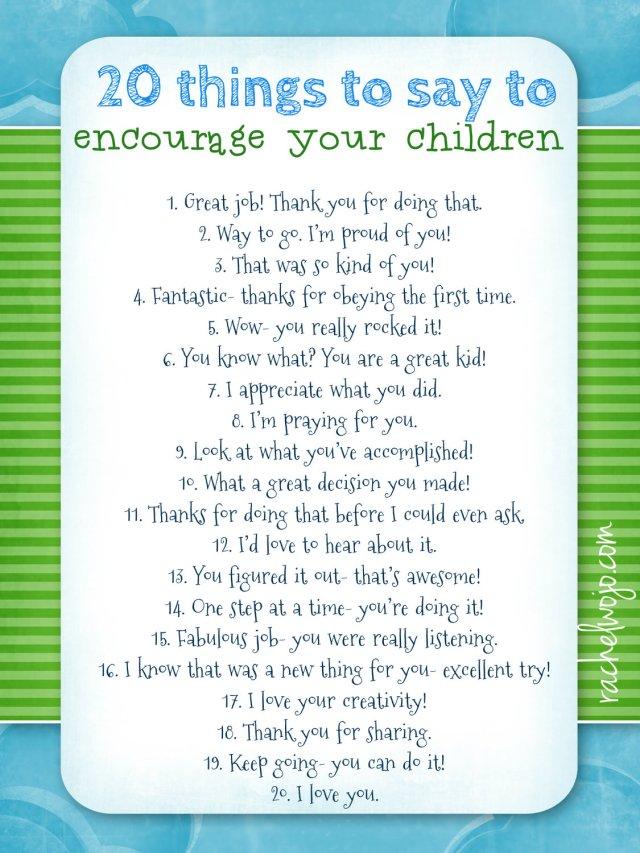 encourage-your-children-printable