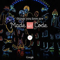 """Google launches """"Made with Code"""" website to get girls coding"""