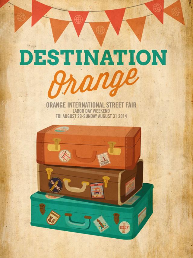 OrangeInternationalStreetFair