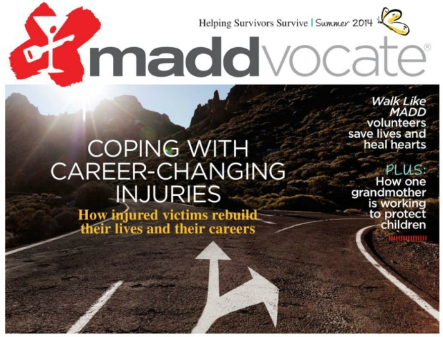 Summer 2014 MADDvocate Magazine