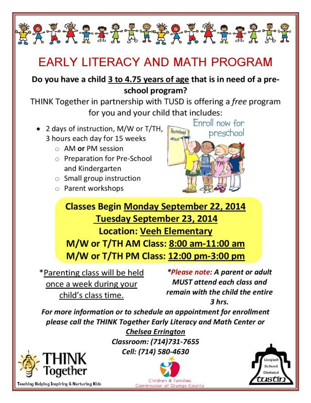 Flyer Veeh Tustin FALL 2014 English-page-001